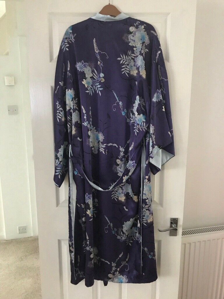 Ladies size 12-14 BHS satin dressing gown | in Bexleyheath, London ...