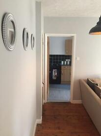 Double room in modern house, city center