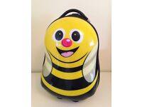 The Cuties and Pals children's Trolley Case