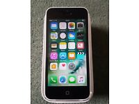 iPhone 5C 16GB White - Three Network - Great Condition