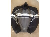 Frank Thomas Motorcycle Jacket Aquapore