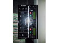 Numark cd mixer and amp