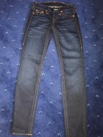 Genuine True Religion Jeans size 25