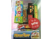 Box of Board Games