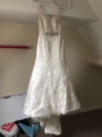 Wedding dress,shoes etc