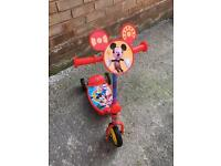 Child Mickey Mouse scooter