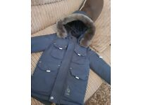 Boys Ted baker coat