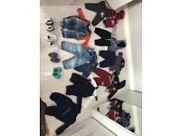 baby boy outfits 3-6months