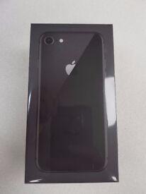 APPLE IPHONE 7 32GB UNLOCKED JET BLACK BRAND NEW SEALED WITH WARRANTY