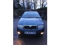 Change Skoda Fabia Hatchback 53 1.9 TDI Elegance 5dr