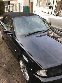 2003 BMW 318 converitable