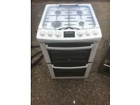 Zanussi Gas cooker. 1 year old