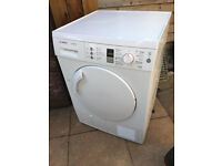 Reconditioned Bosch Avantixx 8 WTE84309GB 8kg load Condenser Dryer with Sensor Dry and LCD Display