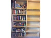 3 x Ikea Bookcases