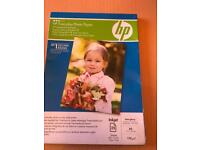 NEW HP A4 Photo Paper.
