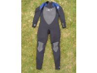 O'Neill HEAT - 5 / 3mm Winter Steamer – Wetsuit in New Condition