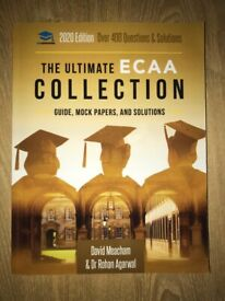 The Ultimate ECAA Collection by David Meacham & Dr Rohan Agarwal.