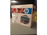 HP Photosmart A526 compact photo printer (no pc required)