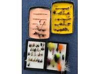 Fly fishing rods set