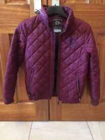 Boys (age 12) winter coat in excellent condition - like new