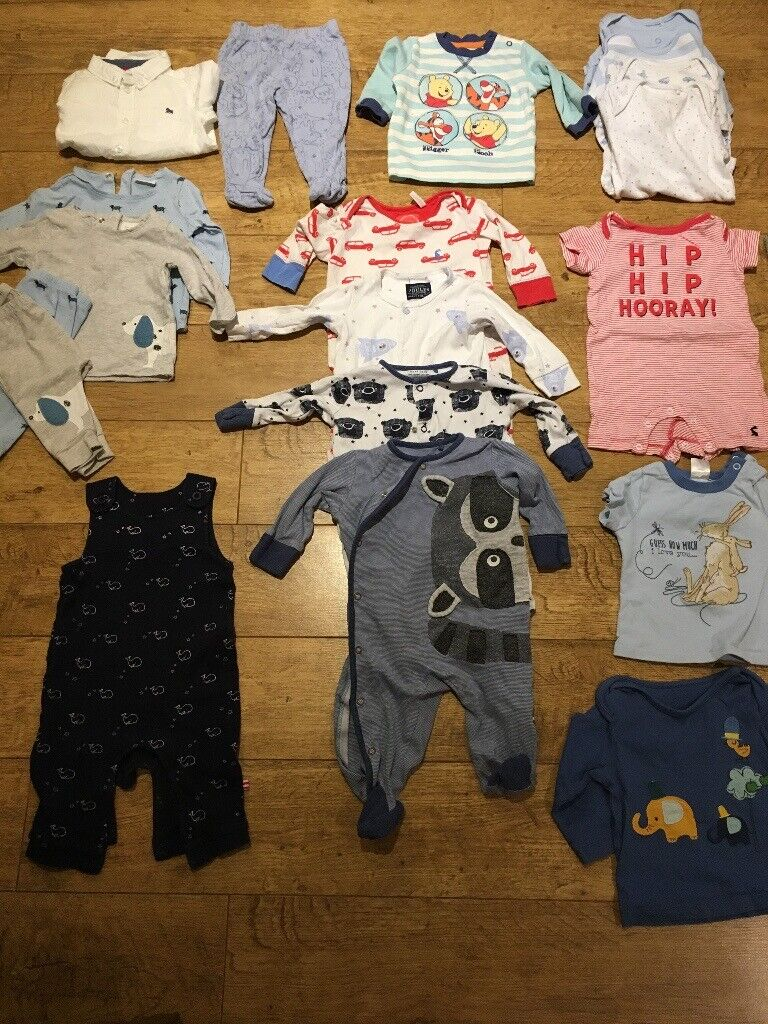 361b8f87d Baby boys clothes bundle (3-6 months) | in Southampton, Hampshire | Gumtree