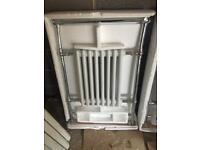 Victorian towel rail radiator