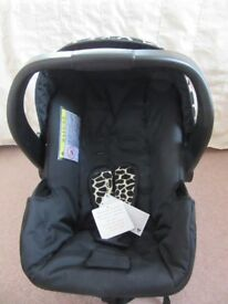Brand new, never been used, infant carrier Mothercare xtreme