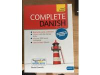 Danish language set