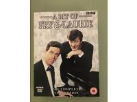 A Bit of Hugh & Laurie 5-DVD Complete Collection. (£15 and I will send recorded delivery to you)