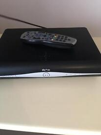 Sky+ HD Box with Remote & Cable