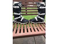 Alpinestars tech 3s motocross boots