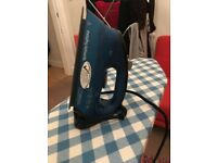 Morphy Richards Iron, and Ironing Board
