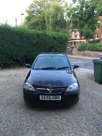 Vauxhall Corsa SXI 1.2 Twinport 55 Reg Black