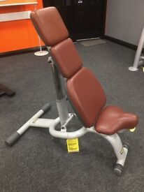 TECHNOGYM SELECTION ADJUSTABLE BENCH FORSALE!!