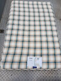 "Myer's Mattress Super Singer (3/4 Double) 47"" x 74.5"" (119.5cm x 189cm)"