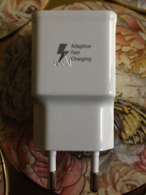 JOB LOT 50xGenuine Samsung Galaxy S6 Wall Charger Adapter PlugAdaptive Fast Charging2-Pin EP-TA20EWE