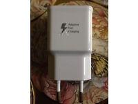 JOB LOT 50xGenuine Samsung Galaxy S6 Wall Charger Adapter PlugAdaptive Fast Charging2-Pin EP-TA20EWE