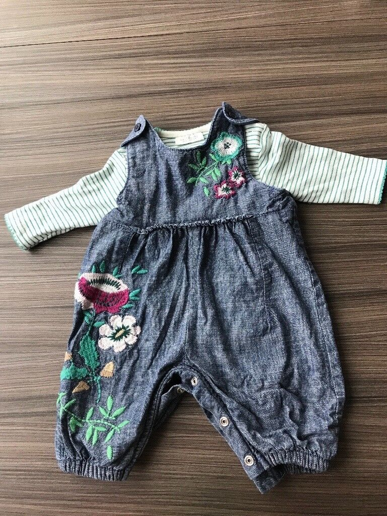 Newborn Baby Girl Clothes Bundle In Elephant And Castle London