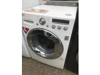 LG Direct Drive Washing machine 8kg