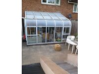 Wessex lean to conservatory