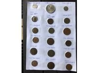 Old Coin collection....