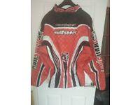 Wulfsport motocross jacket