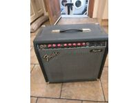 fender super 60 valve amplifier, vintage and rare look@@!! **can post**