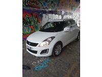 2014/14 Suzuki Swift SZ4 5dr Manual - Low mileage - **Quick Sale**