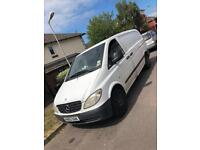 Mercedes Vito with 6 seats