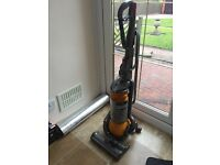 DYSON ALL FLOORS BAGLESS BALL HOOVER VACUME CLEANER MODEL DC25 WITH ACCESSORIES