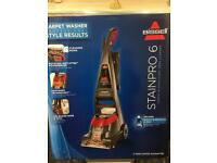Bissell stainpro 6 . Carpet washer .