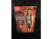 Halloween Ghoulish Mini Dress