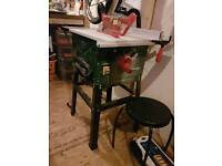 parkside table saw
