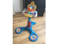 REDUCED!! Vtech Stand And Sing